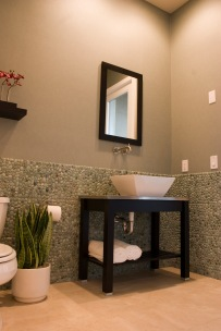 Pebble Green tile