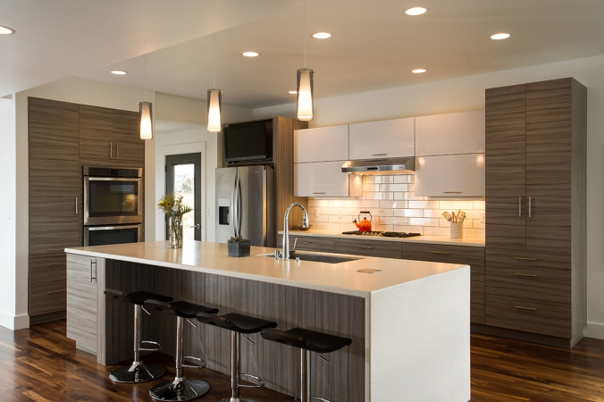 Photo Courtesy of Bellmont Cabinets